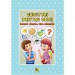 Ghicitori pentru copii - Versuri adunate, rime minunate