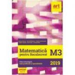 Matematica M3 pentru bacalaureat (Filiera tehnologica, toate profilurile si specializarile)