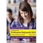 Pregatire pentru evaluarea nationala 2019 Limba si literatura Romana, clasa a VIII-a