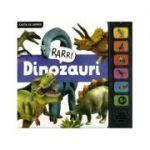 Dinozauri, carte cu sunete
