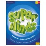 Super Minds. Workbook 1. Limba Engleza. Clasa I