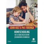Homeschooling. Tot ce voiai să știi despre scolarizarea copilului
