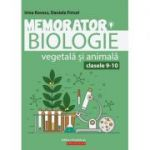 Memorator de biologie vegetală şi animală pentru clasele IX-X