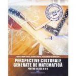 Perspective culturale generate de matematica pentru clasa a V-a