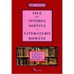 File din istoria soptita a literaturii romane - Doru Ciucescu