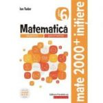 Matematică. Algebră, geometrie. Caiet de lucru. Clasa a VI-a. Inițiere. Partea I - Ion Tudor