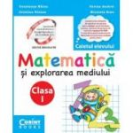 Matematica si explorarea mediului - Clasa 1 - Caiet - Constanta Balan