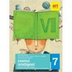 Caietul inteligent, pentru clasa a VII-a. Comunicare orală. Lectură. Redactare