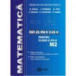 Matematica pentru clasa a XII-a, M2 - D. Duca