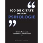 100 de citate despre Psihologie - Alex Fradera
