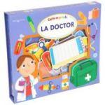 La doctor - Carte cu puzzle