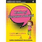 Limba si literatura romana clasa a IV-a - Pregatirea pentru concursuri, olimpiade scolare - Georgiana Gogoescu