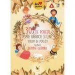 30 de povești despre hărnicie și lene. Volum de povesti bilingv român-german