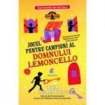Jocul pentru campioni al domnului Lemoncello, volumul 4