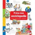 Prima mea enciclopedie: Privește, Deschide ferestrele, Minunează-te - Andrea Erne