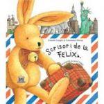 Scrisori pline de aventuri de la Felix - Annette Langen