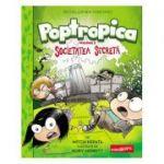 Poptropica. Volumul 3. Societatea Secretă - Mitch Krpata
