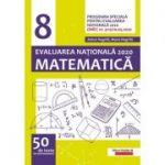 Matematică. Clasa a 8-a. Evaluarea Națională 2020. 50 de teste de antrenament - Anton Negrila