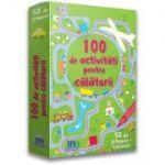 100 de activitati pentru calatorii. 50 de jetoane
