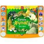 Cartea cu animale - Tony Wolf