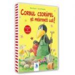 Corbul Ciorăpel și Prietenii lui - Nele Moost