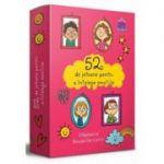 52 de jetoane pentru a intelege emotiile - Stephanie Boudaille-Lorin