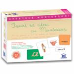 Invat sa citesc cu Montessori: 84 de Jetoane si 51 de tichete de lectura pentru a invata sa citesti foarte usor - Anne Ghesquiere