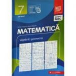 Matematica, consolidare. Culegere pentru clasa a VII-a, partea 1 - Anton Negrila