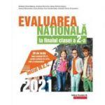 Evaluarea Națională 2021 la finalul clasei a II-a. 30 de teste după modelul M. E. C. pentru probele de scris, citit și matematică - Mirabela-Elena Baleanu