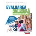 Evaluarea Națională 2021 la finalul clasei a IV-a. 20 de teste după modelul M. E. C. pentru probele de limba română și matematică - Mirabela-Elena Baleanu