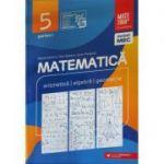 Matematica, consolidare. Culegere pentru clasa a V-a, partea 1 - Maria Zaharia