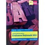 Limba si literatura romana teste de parcurs pentru evaluarea nationala 2021, Clasa a VIII-a - Florin Ionita
