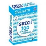 Grecii. 100 de intrebari si raspunsuri - Gabriela Girmacea