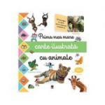 Prima mea mare carte ilustrata cu animale. Larousse