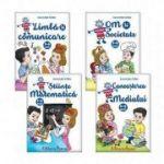 Set patru caiete pentru gradinita, nivel 5-6 ani - Laurentia Culea