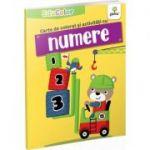 Carte de colorat si activitati cu numere