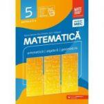 Matematica, consolidare. Culegere pentru clasa a V-a, partea 2 - Maria Zaharia