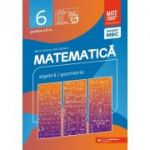 Matematica, consolidare. Culegere pentru clasa a VI-a, partea 2 - Maria Zaharia