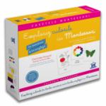 Explorez culorile cu Montessori (Romana si Engleza) - 163 de jetoane pentru dezvoltarea vocabularului si a creativitatii - Charlotte Poussin