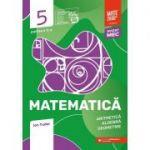 Matematică. Aritmetică, algebră, geometrie. Caiet de lucru. Clasa a V-a. Inițiere - Partea II - Ion Tudor