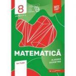 Matematică. Algebră, geometrie. Caiet de lucru. Clasa a VIII-a. Inițiere. Partea II - Ion Tudor