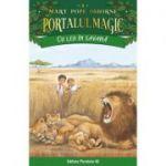 Cu leii în savană. Portalul Magic 11 - Mary Pope Osborne