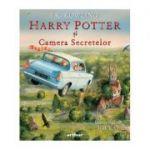Harry Potter și Camera Secretelor, ediție ilustrată - J. K. Rowling