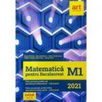 Bacalaureat 2021 Matematica M1 - Mate-Info - Marius Perianu, Marian Andronache