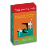 Yoga pentru toti, 50 de activitati distractive de yoga pentru copii si adulti - Tara Guber