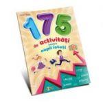 Marea carte de colorat. 175 de activitati pentru copii isteti - Inesa Tautu