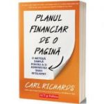 Planul financiar de o pagina - Carl Richards
