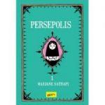Persepolis (volumul 1) - Marjane Satrapi