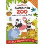 Aventuri la Zoo. Poezii cu pici scrise de pitici - Laura Mindrut