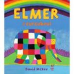 Elmer și curcubeul - David McKee